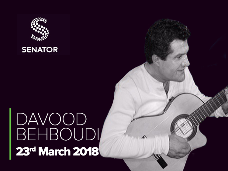 Davood Behboudi live in London