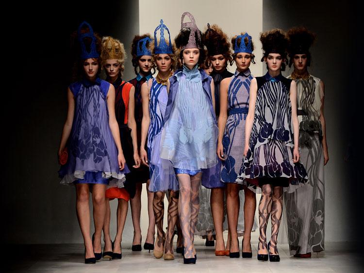 Fashion Exhibitions London February